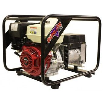 3 Phase Petrol Generators provides 3 phase power and are highly suitable for commercial use. It generates higher horsepower with greater efficiency.