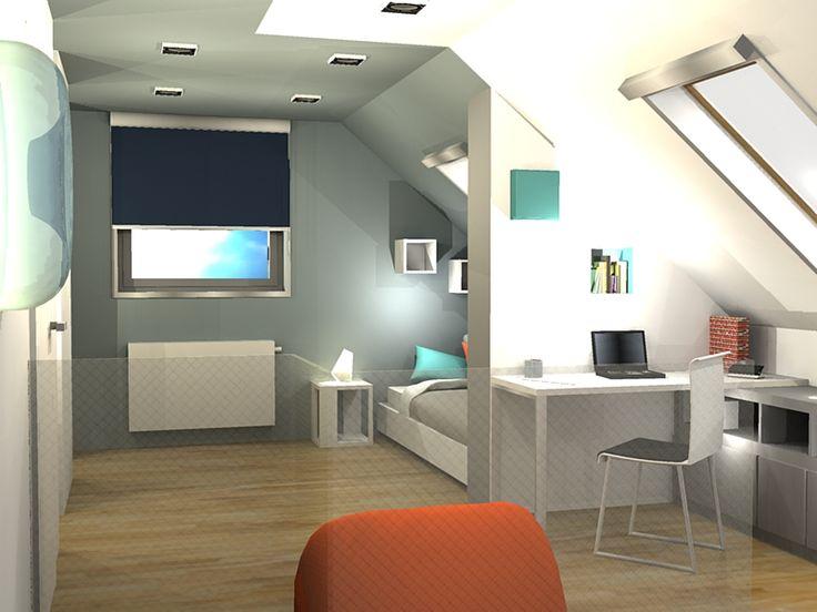 ontwerp inrichting kinderkamer - jeugdkamer