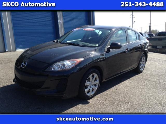 Used 2013 Mazda MAZDA3 i SV AT 4-Door for Sale in Mobile AL 36608 SKCO Automotive