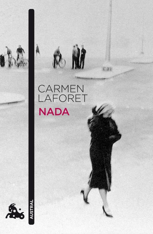 EL LIBRO DEL DÍA    Nada, de Carmen Laforet  http://www.quelibroleo.com/nada 6-10-2012