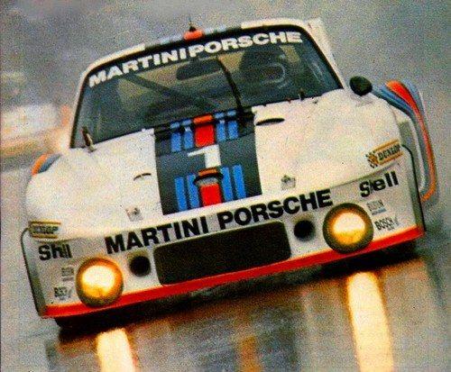 Porsche 935/77 Martini Racing - 1977