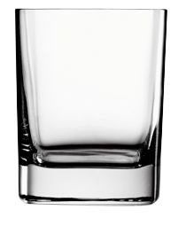 Strauss Double 11.75 Oz. Old Fashioned Glass