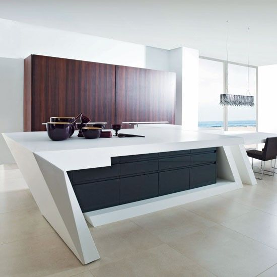 50 Modern Kitchens Are Equipped With Cooking Island: Best 25+ Modern Kitchen Island Ideas On Pinterest