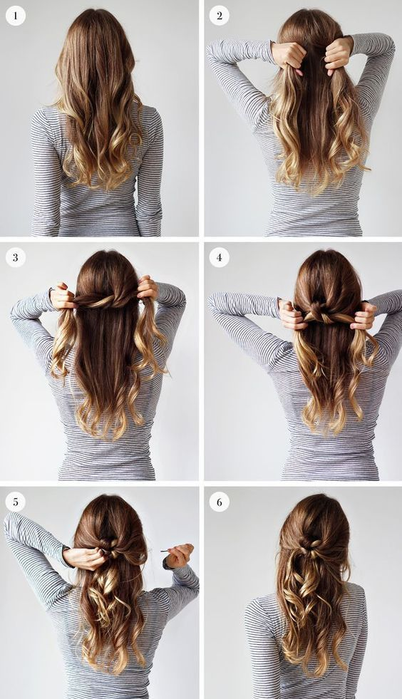 Beautiful and easy hair style. Sunny Hair 100% remy human hair extensions. get long,full hair style. g-sunny.com