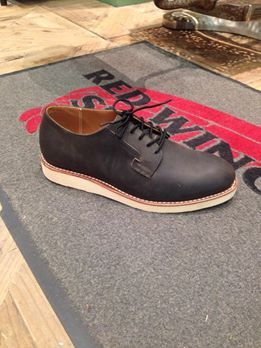 red wing postman oxford. Why do some think oxfords are just for men?