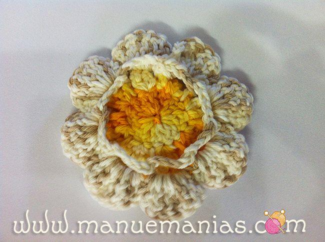 pap u flor da primavera manu e manias