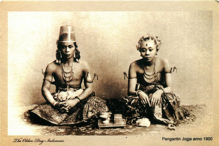 INDONESIA (Java) - The Olden Days Indonesia (1)
