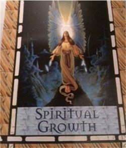 Spiritual Growth-Thursday Card of the Day