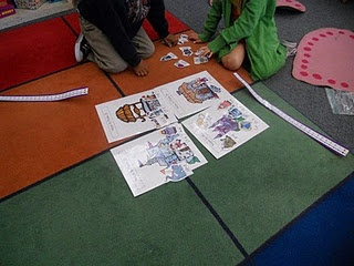 Fairy Tale Addition/Subtraction Center