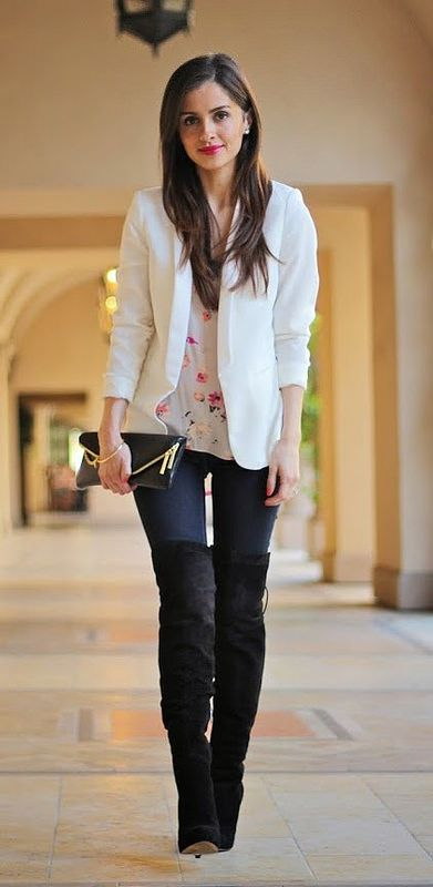 17 best ideas about Knee High Boots on Pinterest | Women's knee ...