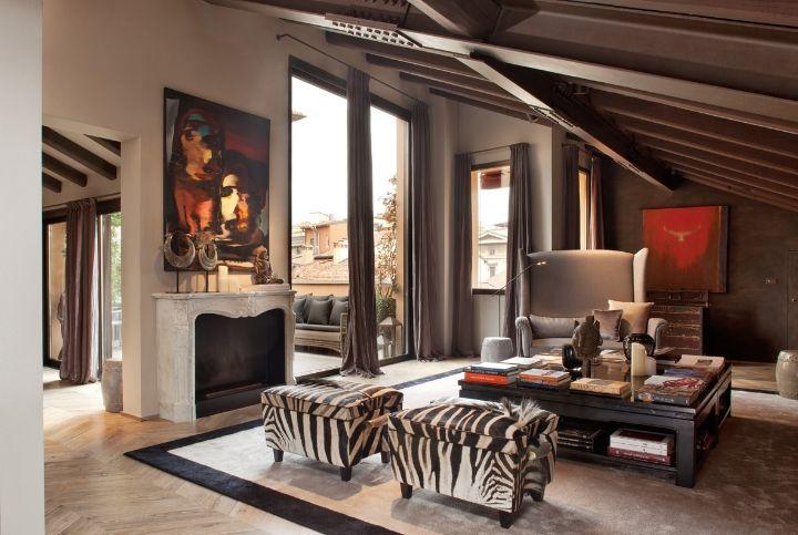 Pierluigi Molteni / Penthouse a Bologna | News Design List