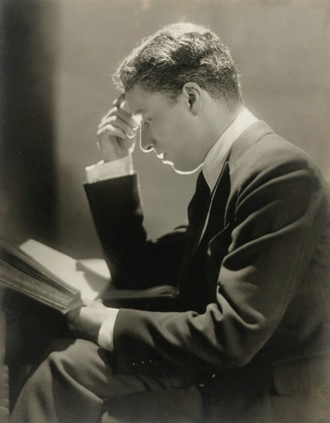 Charlie Chaplin, 1920 - by Baron Adolf de Meyer