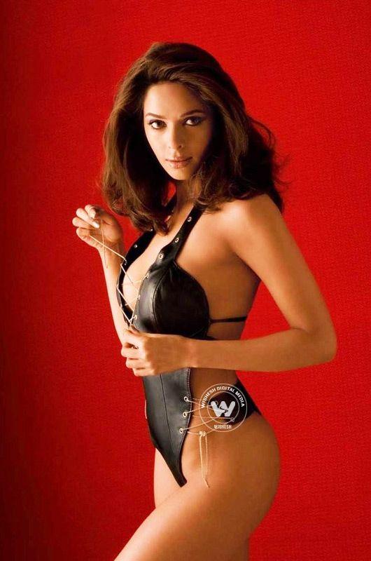 Mallika sherawat in bikini consider, that