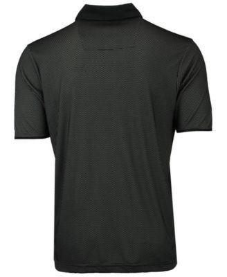 Antigua Men's Oklahoma State Cowboys Draft Polo - Black XXL