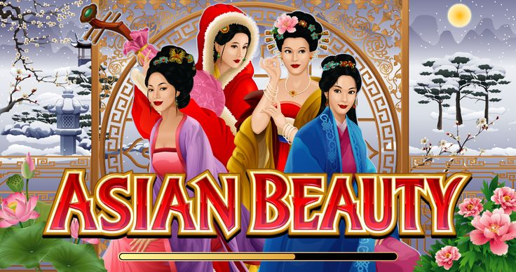 Asian Beauty Mobile Slot Game