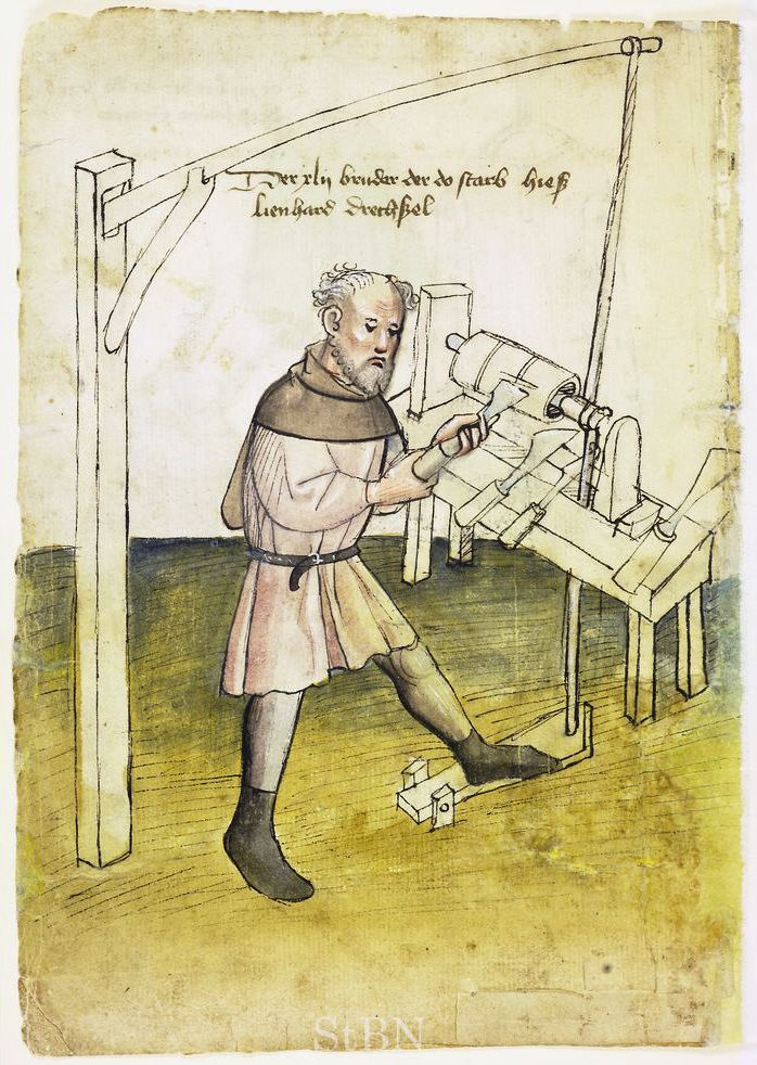 St. Thomas guild - medieval woodworking, furniture and other crafts: March 2011
