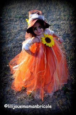Oubliez pas de liker mon Facebook ICI    Voila la rentrée à peine commencée je pense aux costumes d'halloween et pour cause cette année j'en...