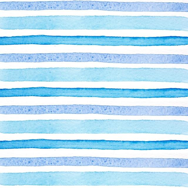 Watercolour pattern