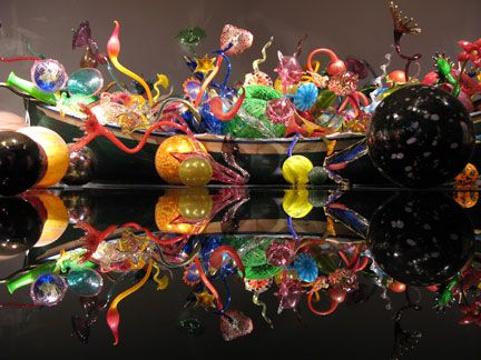 dale chihuly glass for sale