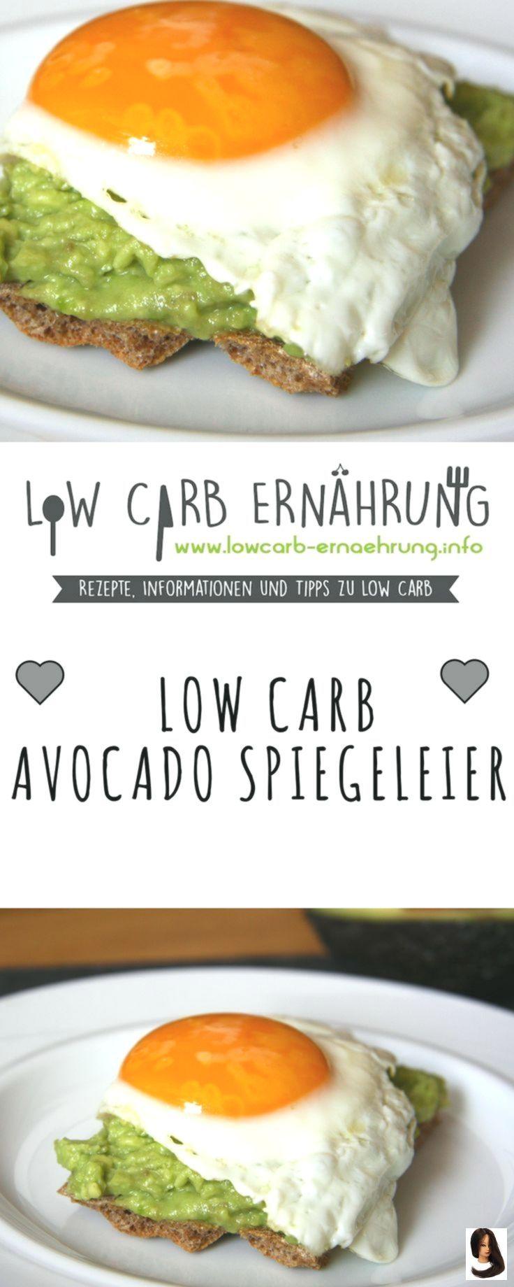 # Skincare Recipes Low Carb Recipe for Delicious Avocado Fried Eggs with ... #Haut  -  Hautpflege-Rezepte