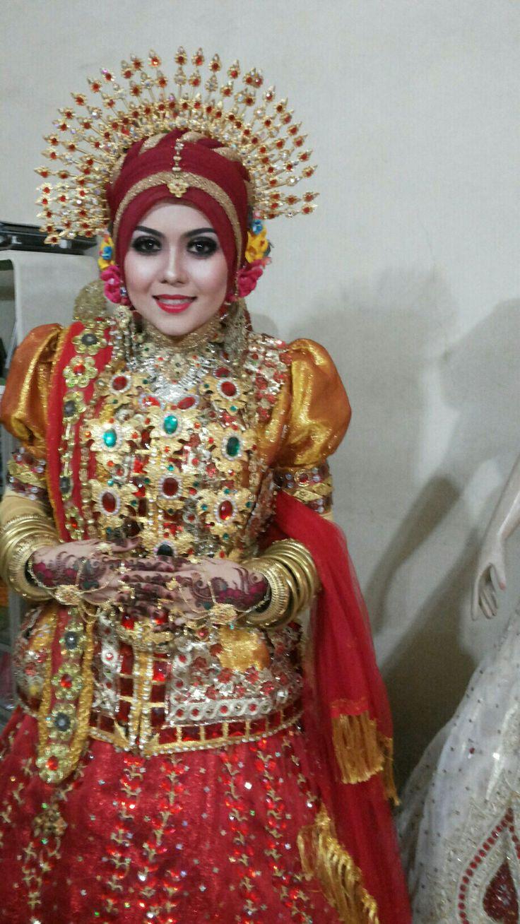Traditional wedding #bugis-makassar