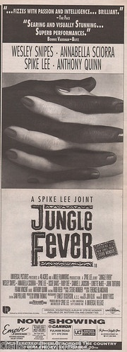 jungle fever answer black and white Best answer: the words jungle fever are meant to refer to black and white relationships the jungle being a reference to the original homeland of african americans.