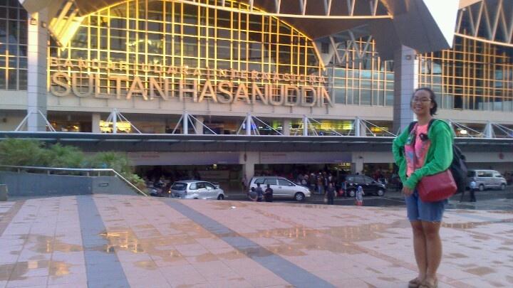 Bandara Internasional Sultan Hasanuddin, Makassar - 10 Juni 2013