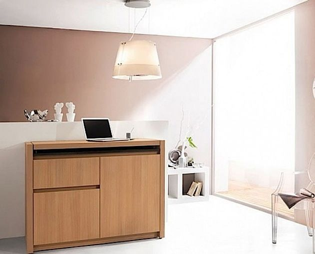 21 best images about Compact Living on Pinterest | Space kitchen ... | {Miniküche design 69}