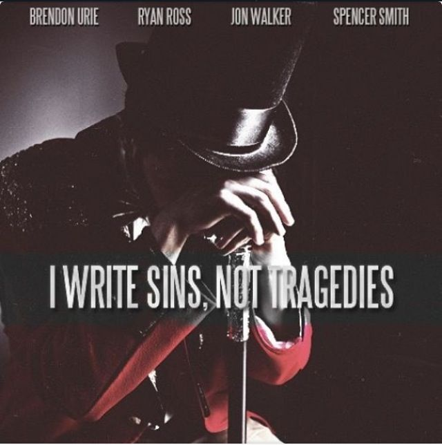 """Panic! At The Disco lyric quiz: How well do you know """"I Write Sins Not Tragedies""""?"""
