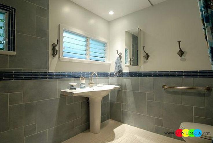 Bathroom:Contemporary Modern Artisan Crafted Sinks Handcrafted Vessel Metal Sink Bathroom Interior Furniture Decor Design Ideas Tropical Sea Inspired Bathroom With Pedestal Sink Eco-Conscious, Artisan Crafted Sinks Sparkle With Contemporary Class
