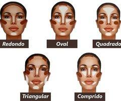 Iluminação e Contorno: o jeito certo para cada formato de rosto | Divas and the City