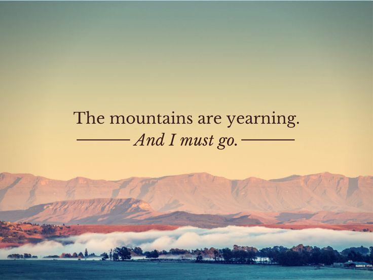 The Drakensburg Mountain Range
