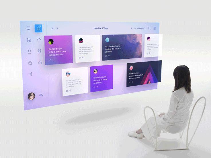 UI Interactions of the week #29 — Muzli -Design Inspiration