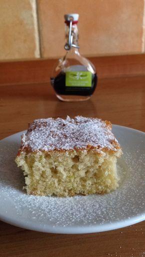 Cuketová buchta se skořicí a vanilkou :: Vanilkový Blog - blog o pravé vanilce!