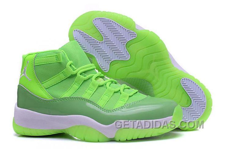 """https://www.getadidas.com/2017-girls-air-jordan-11-neon-green-for-sale-super-deals-rp8enhg.html 2017 GIRLS AIR JORDAN 11 """"NEON GREEN"""" FOR SALE SUPER DEALS RP8ENHG Only $93.00 , Free Shipping!"""