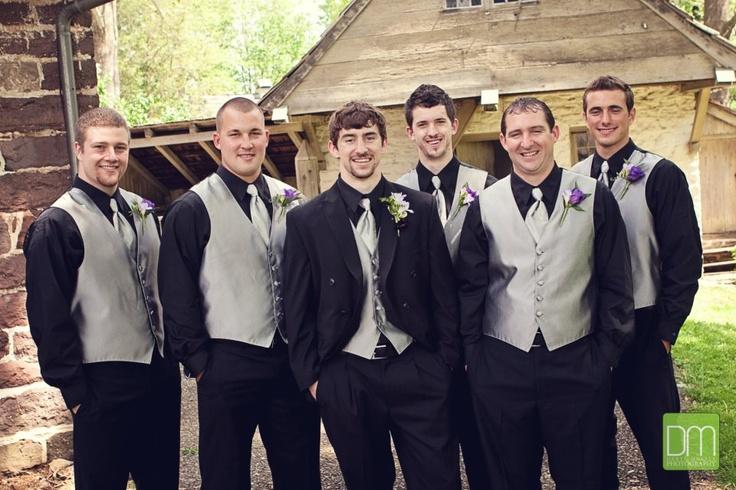 Wedding Day Ideas For Groomsmen : groomsmen attire ideas The One Day Wedding ? Pinterest
