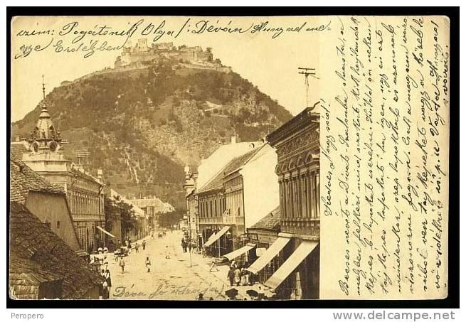 Deva - Vedere - 1899