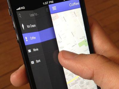 UI + UX Mobile Fold