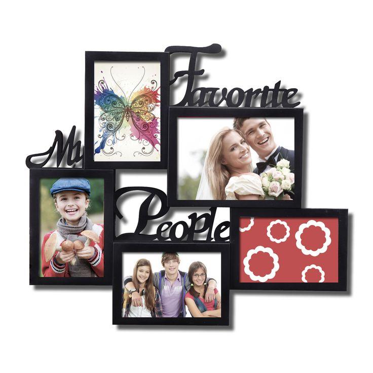 16 mejores imágenes de portaretratos en Pinterest | Collages marco ...