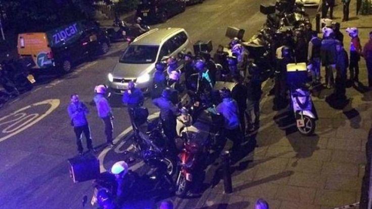 Συνελήφθησαν δύο έφηβοι για τις επιθέσεις με οξύ στο Λονδίνο