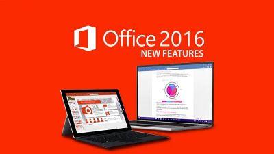 New microsoft-office-2016