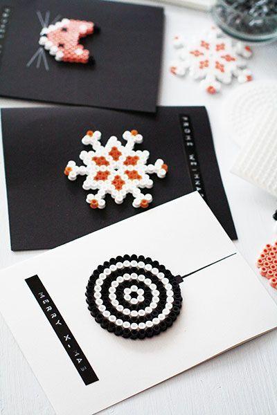 Inspiration graphique #2 : 30 cartes de voeux originales pour vous donner des idées ! | Blog du Webdesign