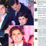 Regeneración, 27 de enero del 2016.-El presidente Enrique Peña Nieto felicitó a través de las redes sociales a su hijo Alejandro Peña Pretelini por cumplir la mayoría de edad este 27 de enero. Así se expresó el mandatario:
