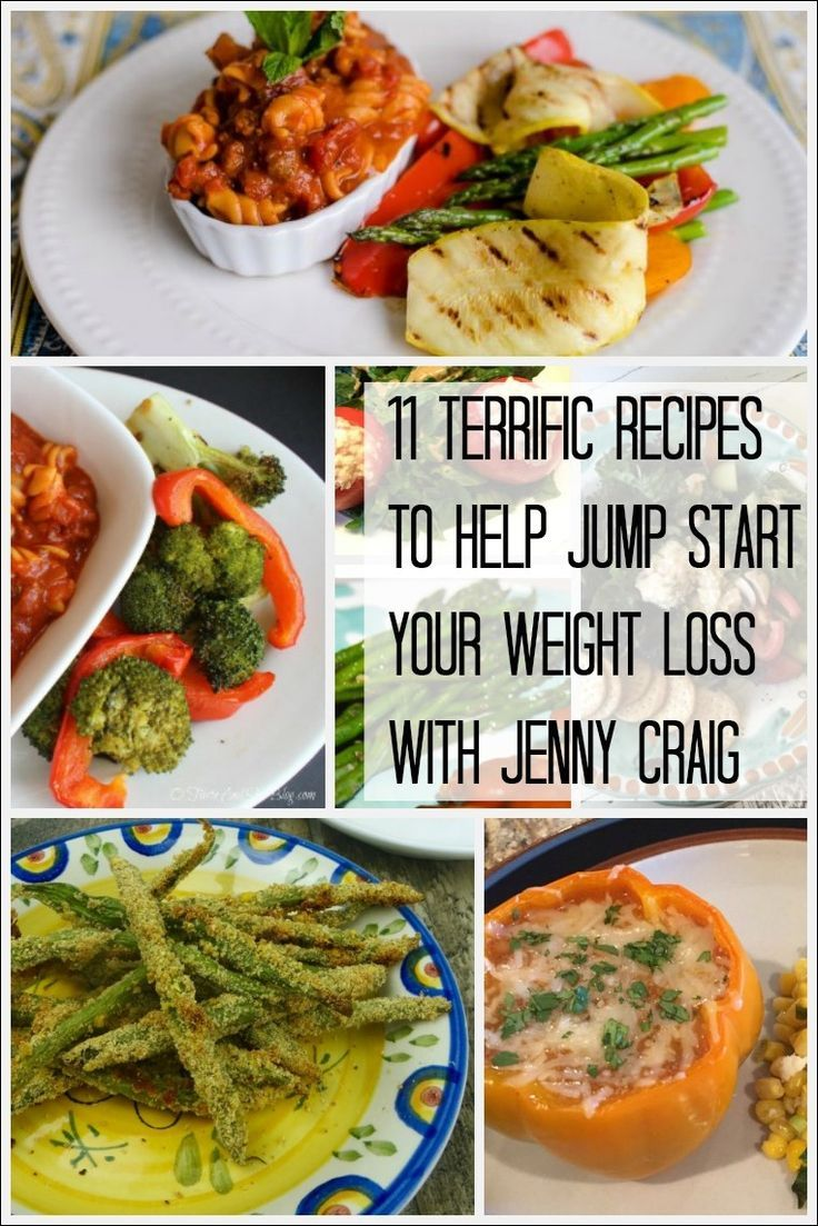 11 terrific recipes to help start your weight loss with - Plat cuisine weight watchers ...