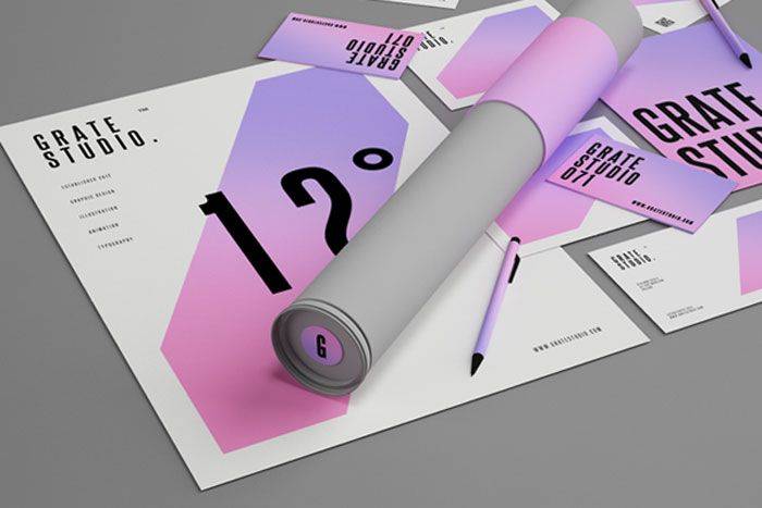 Fresh Print Inspiration That You Didn't Get To See - 32 Designs