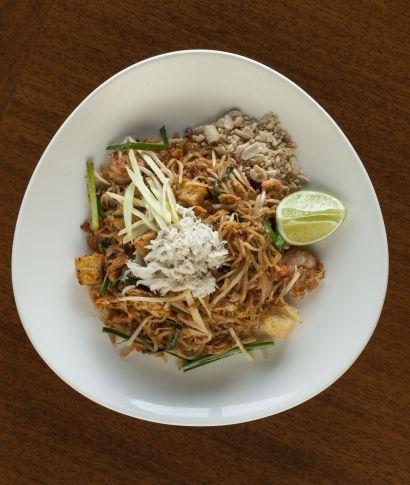 Busaba Eathai Thai Restaurant, London