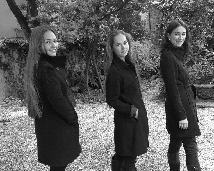 #abrigo#mujer#invierno#blanco#negro#ElenaUrrutia