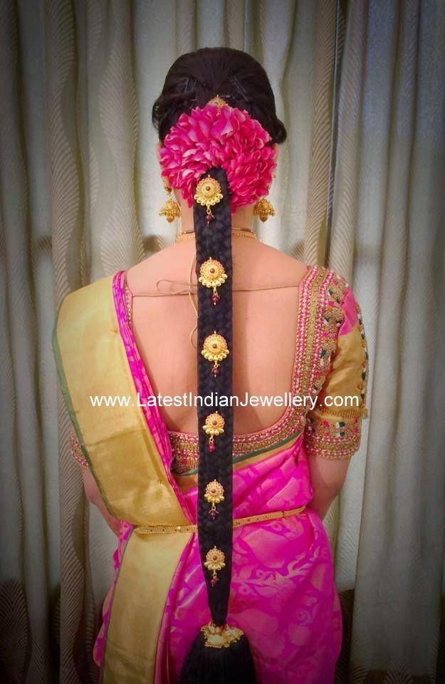 Gold Jada Billa Designs