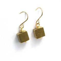 square drop earringsSquares Drop, Drop Earrings