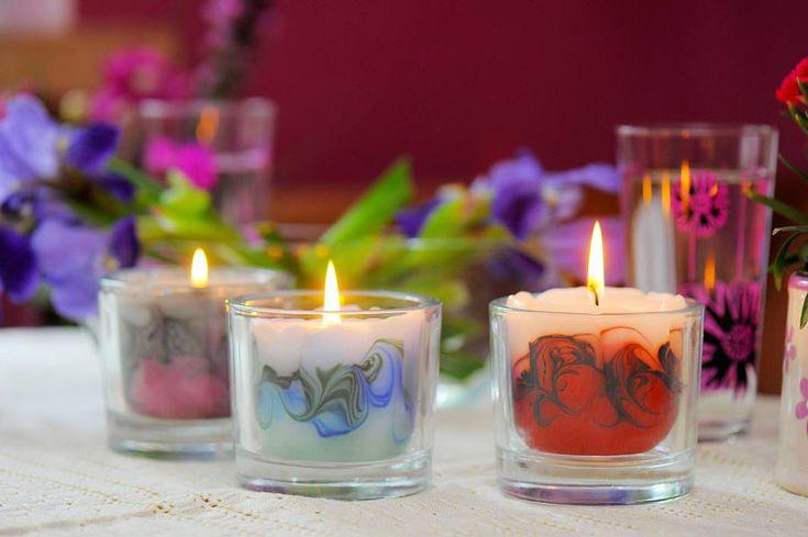 Декоративные свечи Elem Candle